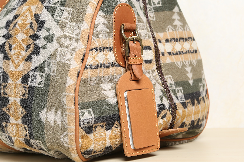 Mulholland Hippo Duffle Bag