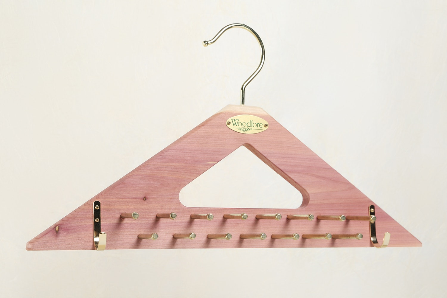 Woodlore Tie and Belt Hanger