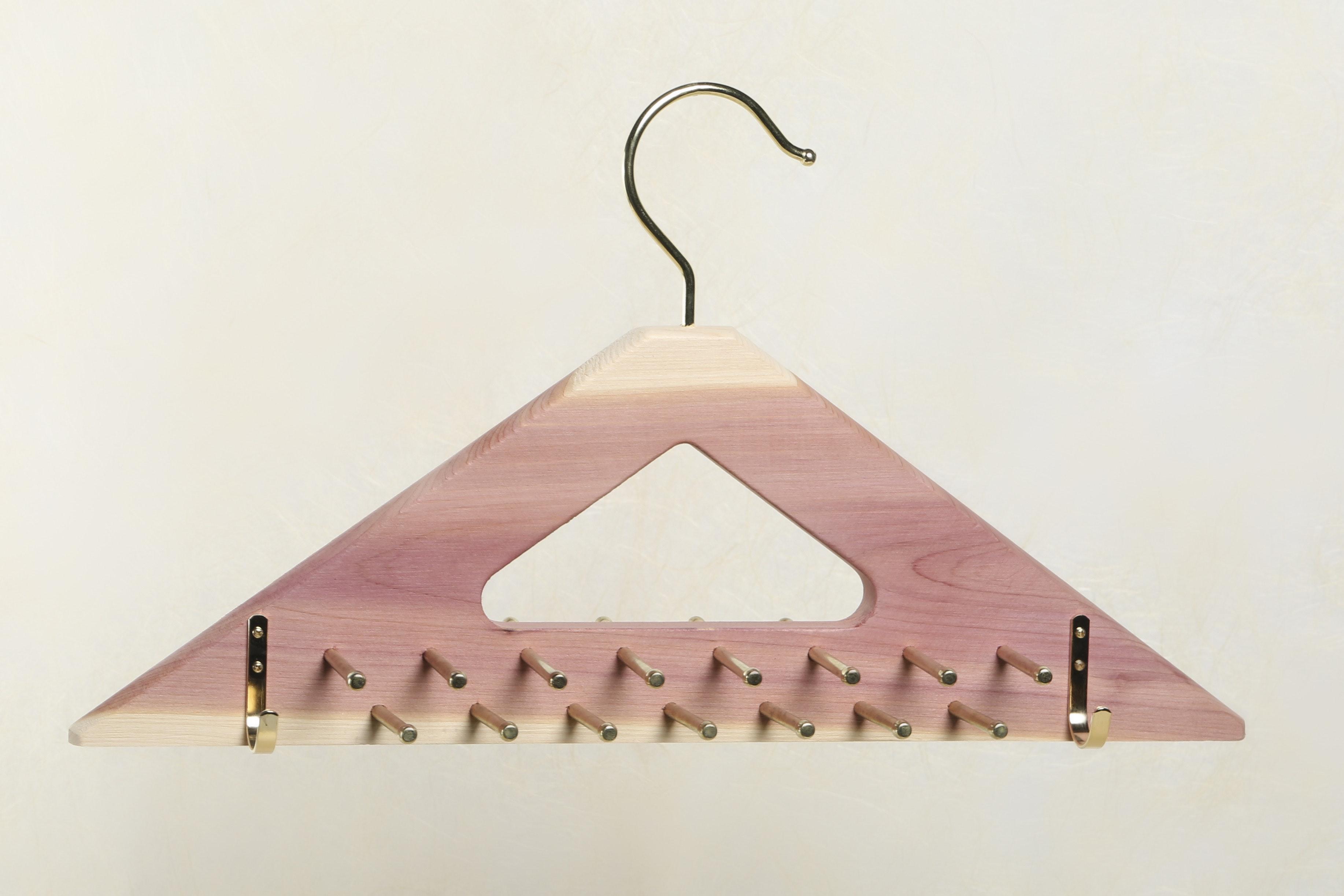 Woodlore Tie and Belt Hanger