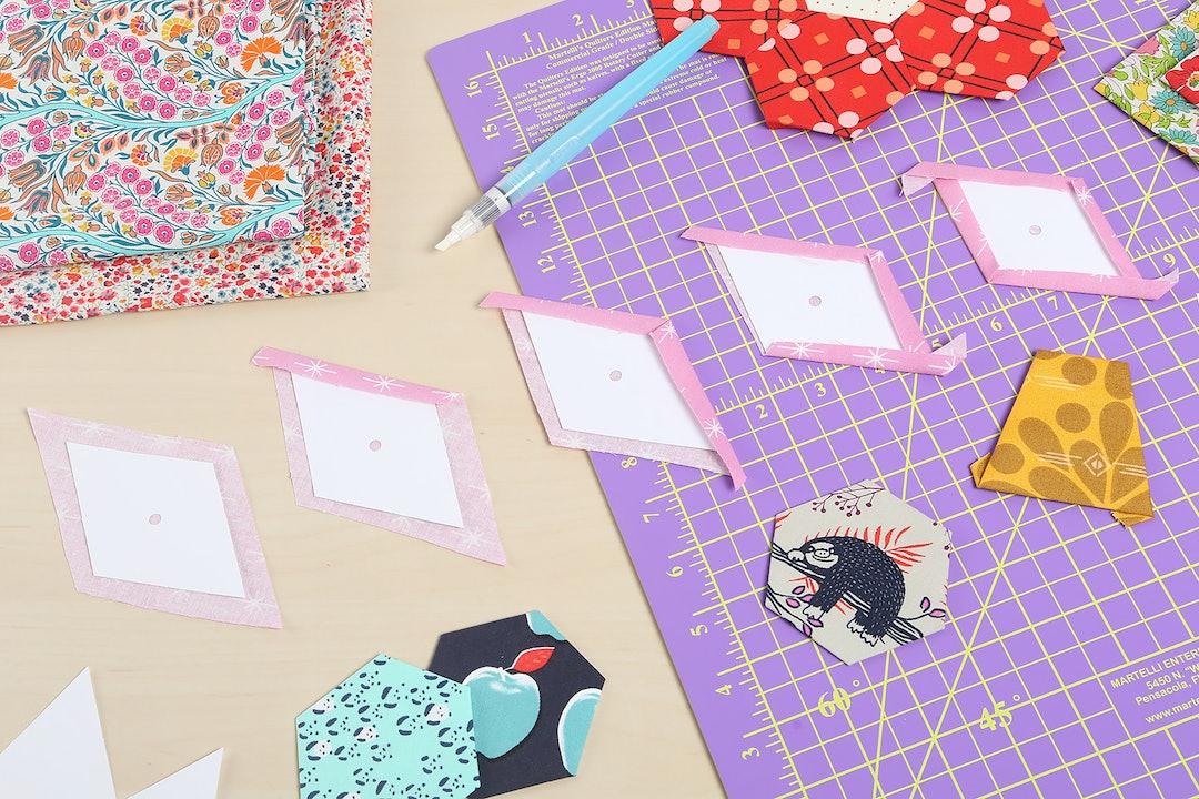 Paper Piecing Kit