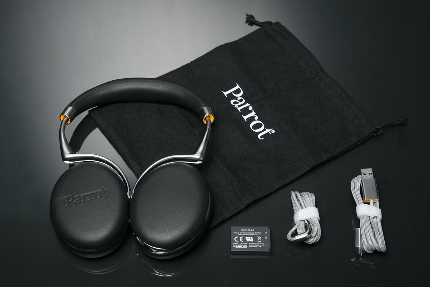 Parrot Zik 2.0 Stereo Bluetooth Headphone
