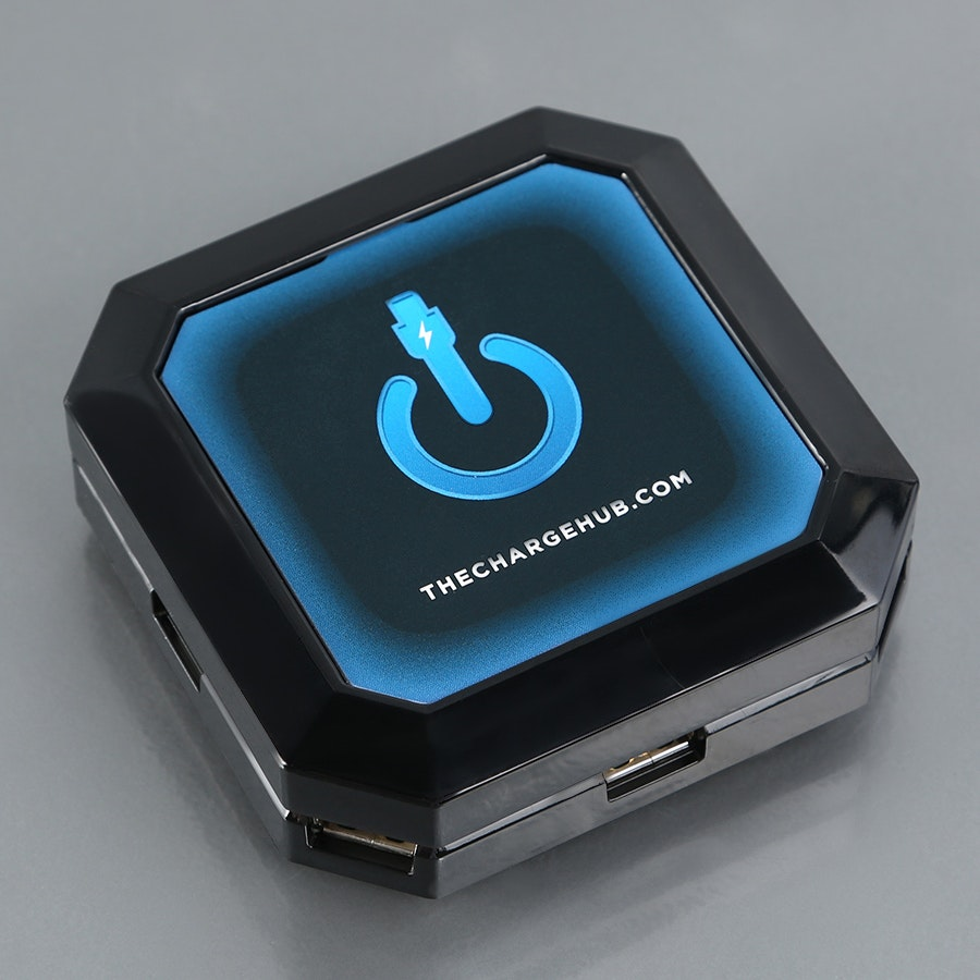 ChargeHub 7-Port USB Charging Station