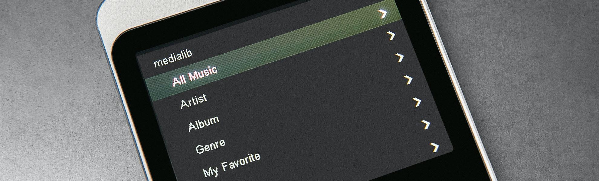 Xuelin IHIFI770C Music Player