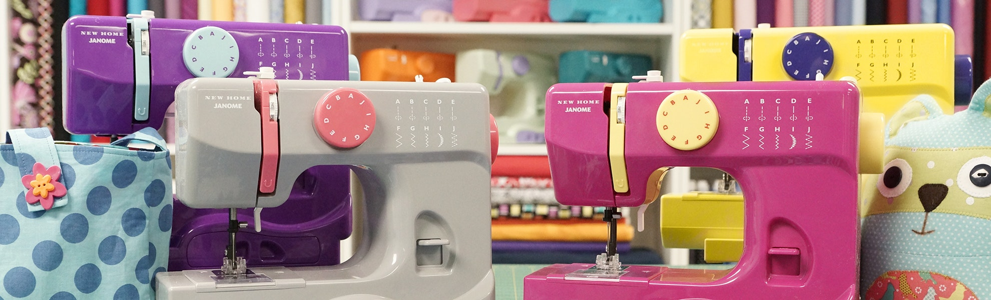 Janome Derby Sewing Machine – Flash Sale