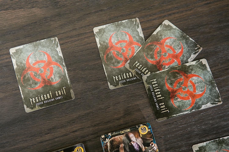 Resident Evil Deck Building Game Bundle
