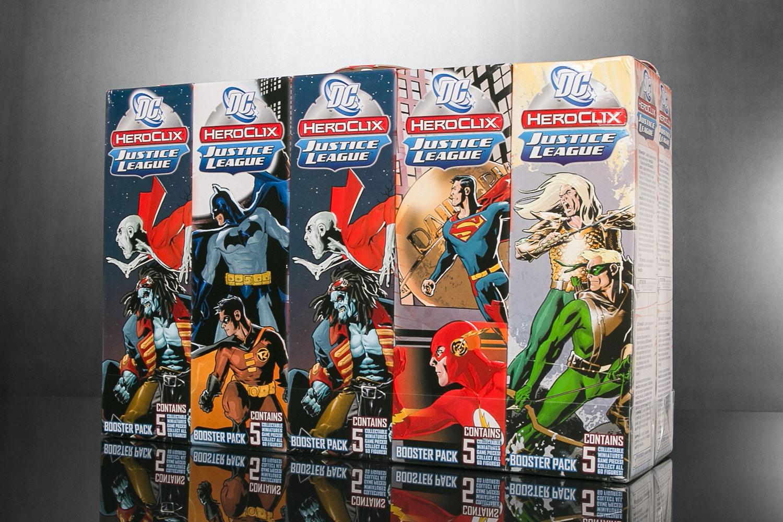 DC Heroclix Justice League Miniatures BRICK