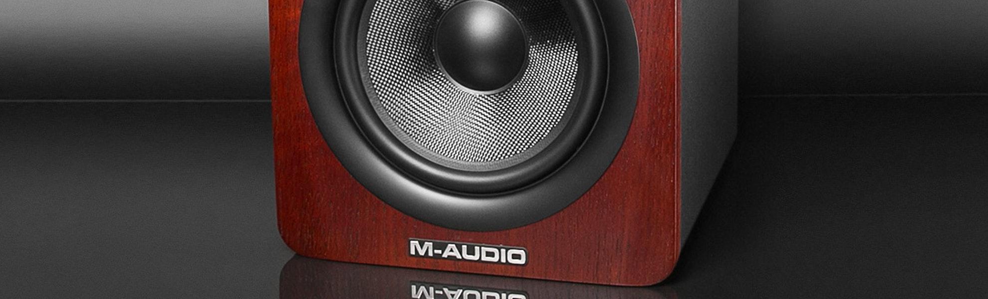 M-Audio M3-8 Three-Way Studio Monitor