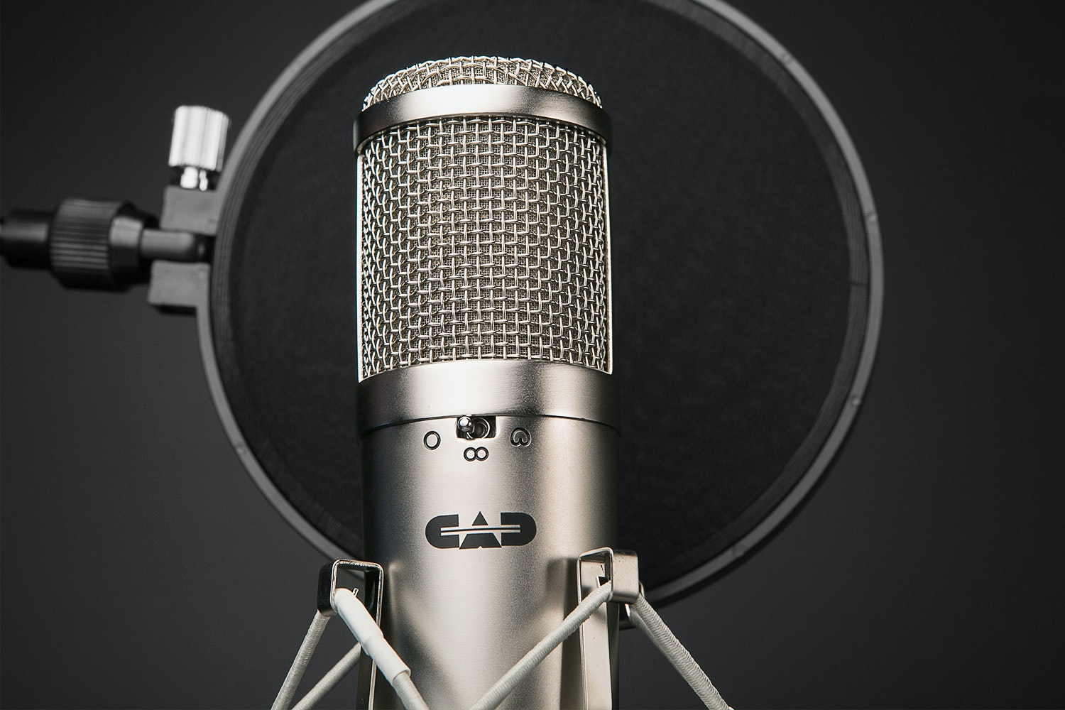 CAD GXL3000SSP Studio Pack Mic Bundle