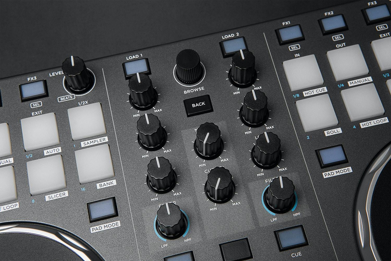 Gemini SLATE 2-Channel DJ Controller