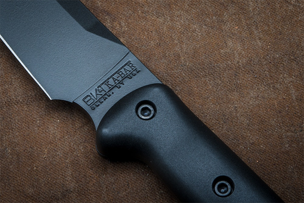 KA-BAR Becker Magnum Camp Knife