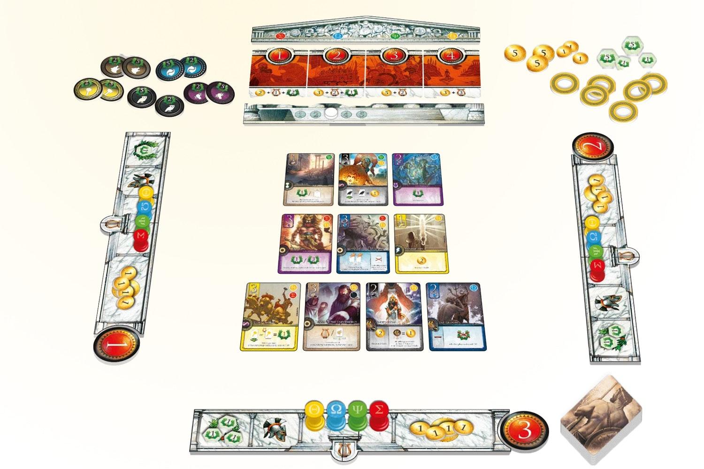 Elysium Board Game