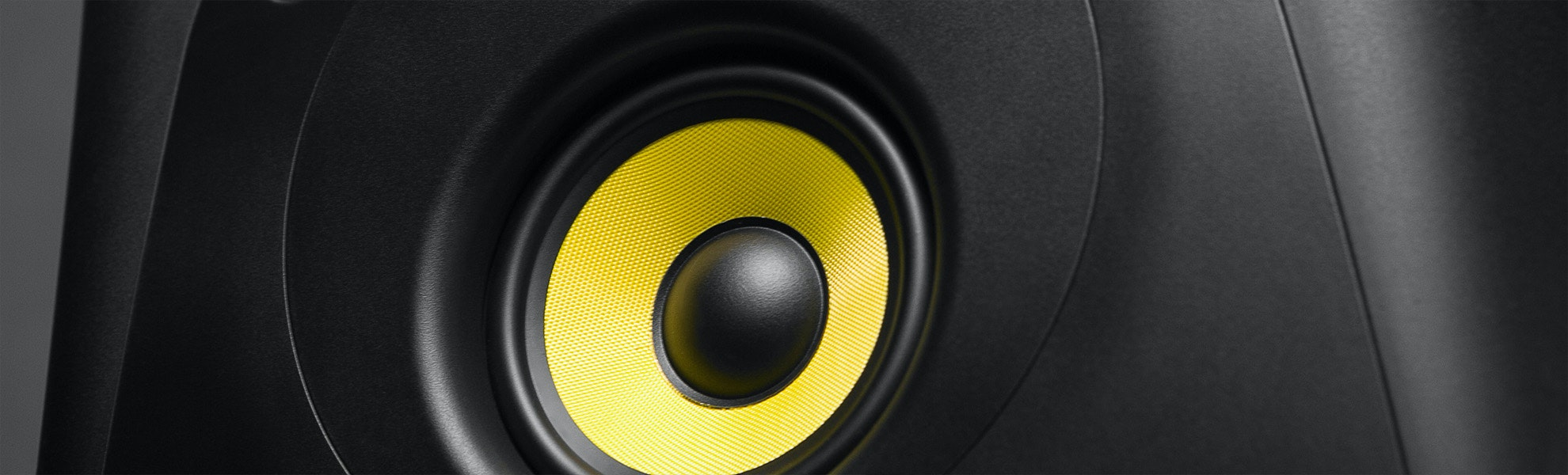 KRK RP10 Three-Way Studio Monitor