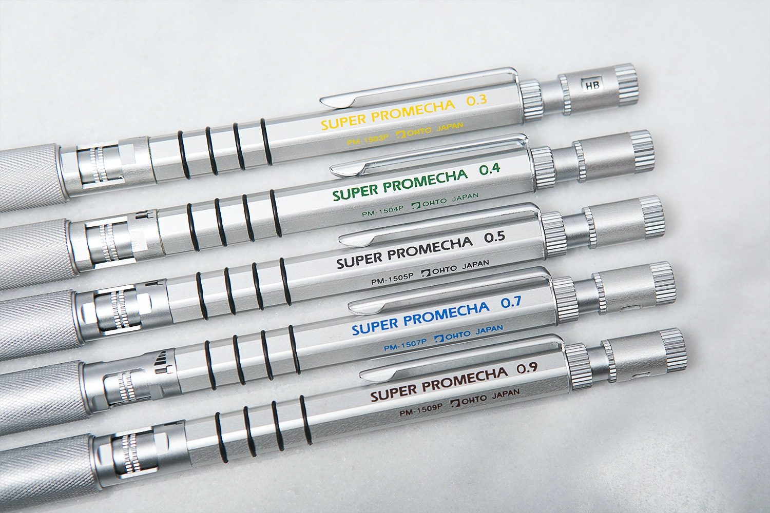 OHTO Super Promecha Drafting Pencil (3-Pack)