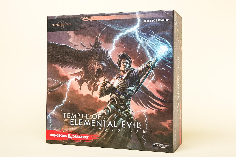 D&D: Temple of Elemental Evil