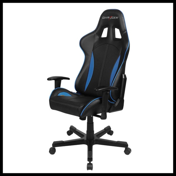dxracer fe57 gaming chair price reviews massdrop. Black Bedroom Furniture Sets. Home Design Ideas
