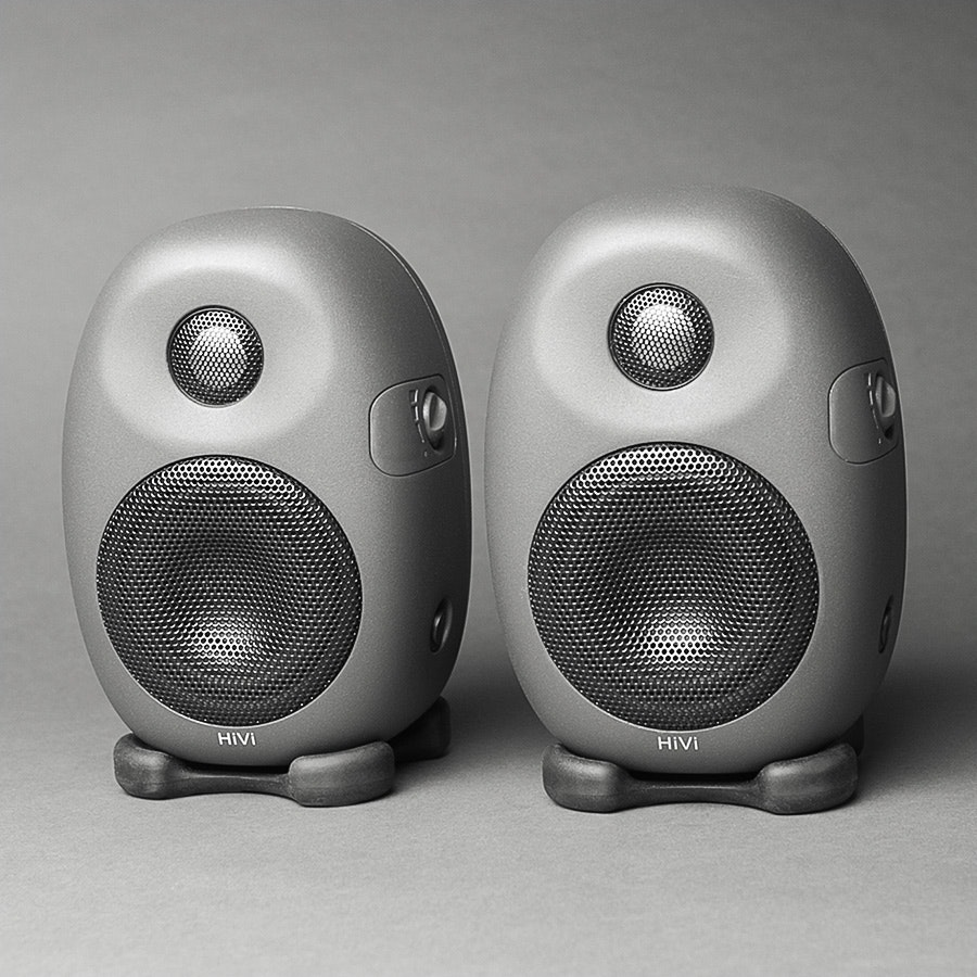 HiVi X3 Desktop Speakers