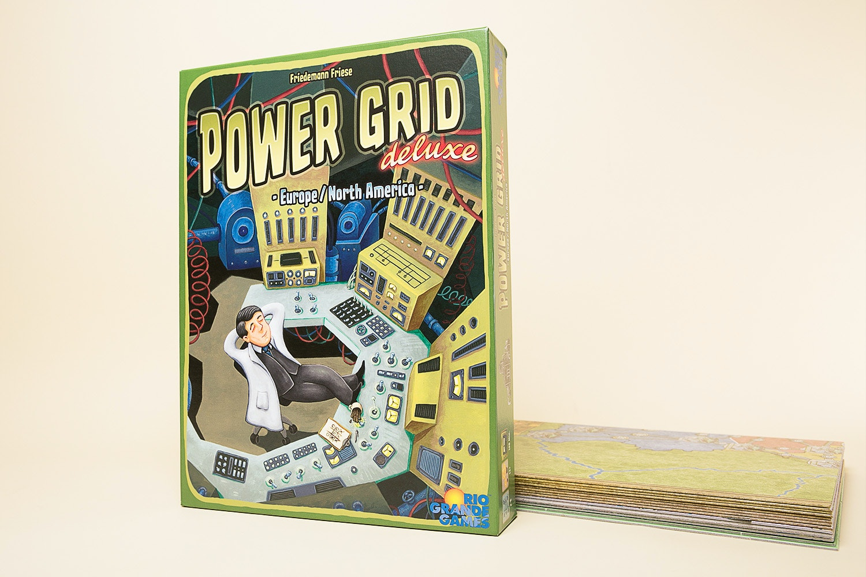 Power Grid Deluxe Bundle
