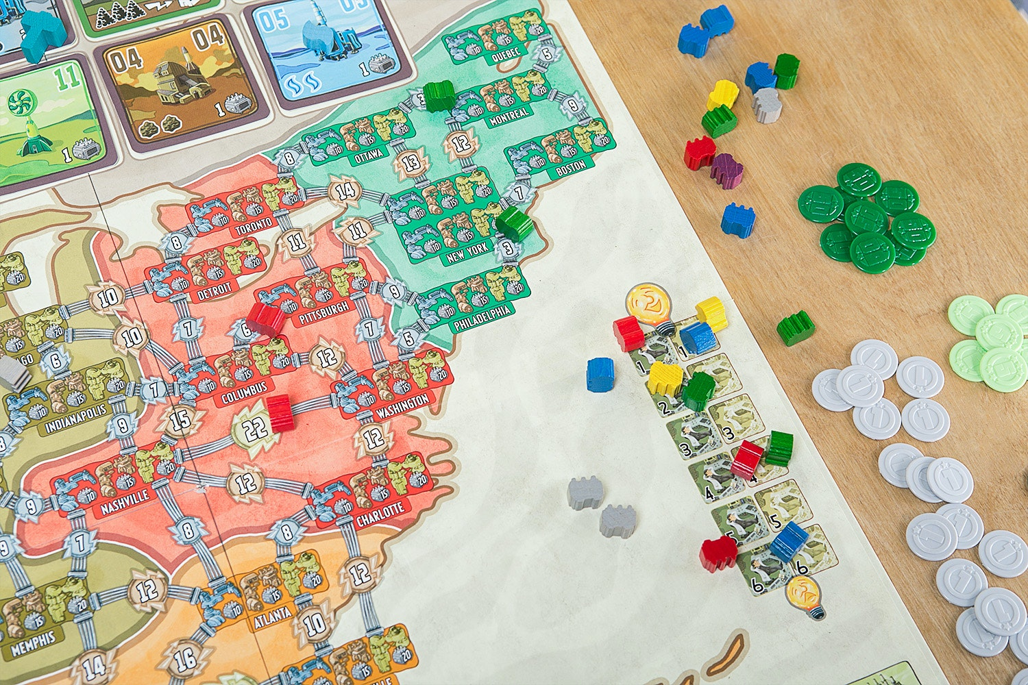 Power Grid Deluxe Bundle