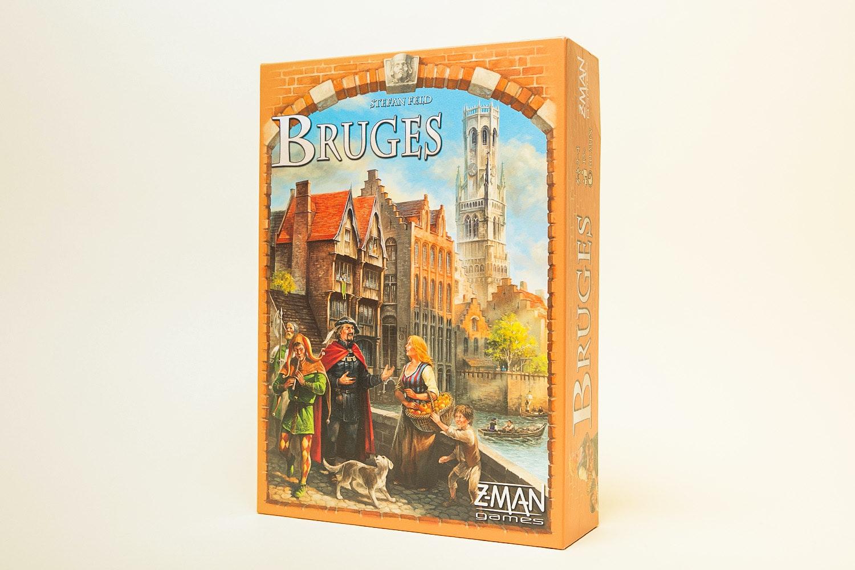 Bruges Board Game