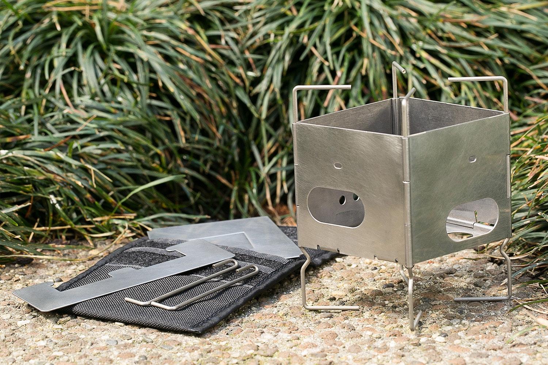 Firebox Gen2 Nano Stove Premium Combo