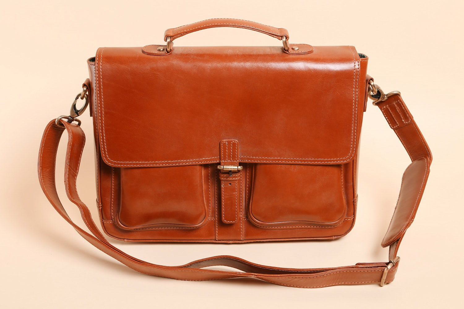 British Belt Co. Burford Satchel