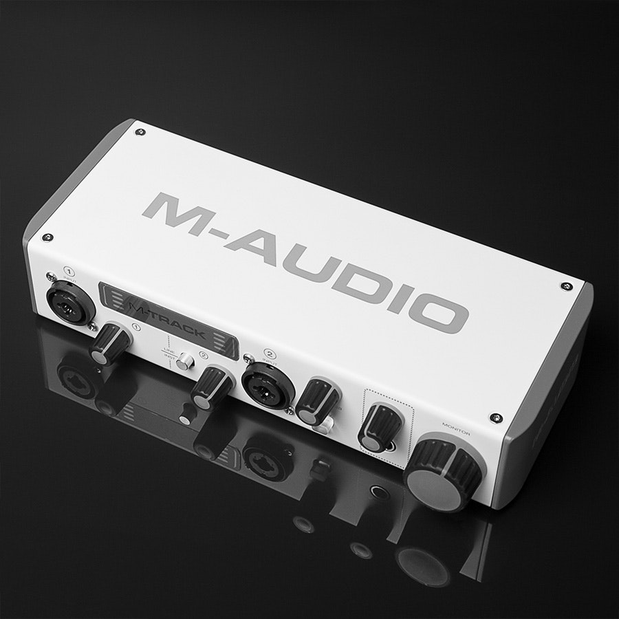 M-Audio MTRACK MKII USB Interface