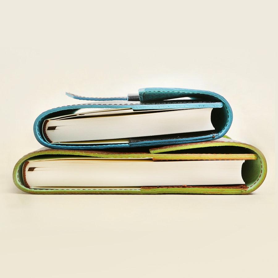 """Manufactus """"Millennium"""" Journal Cover"""