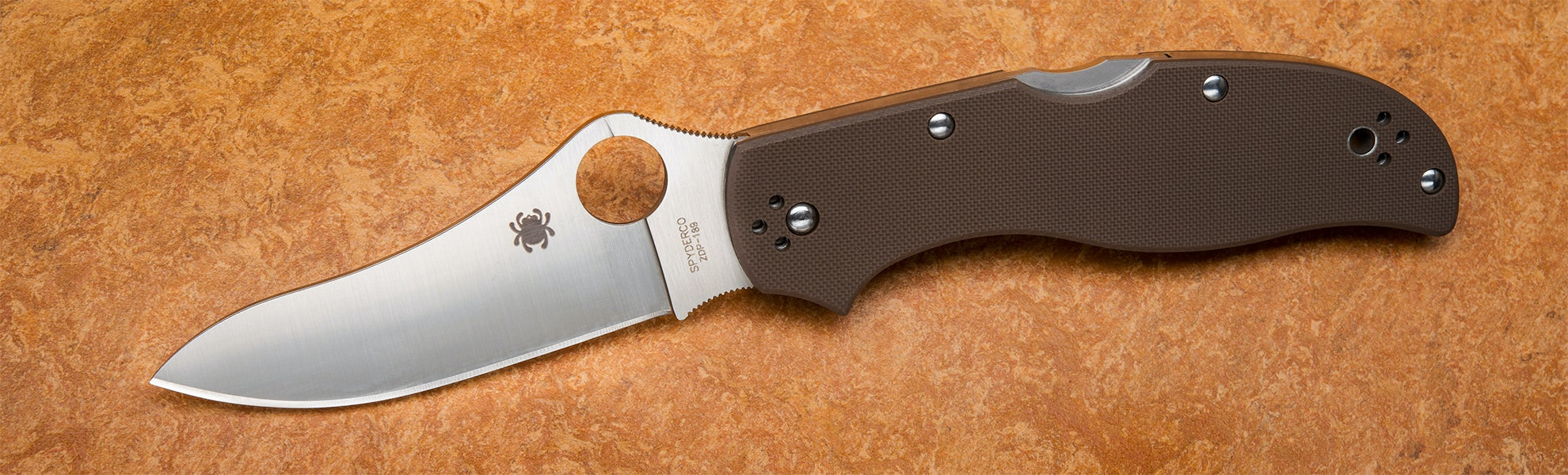 Spyderco Stretch 2 (ZDP-189 Blade)