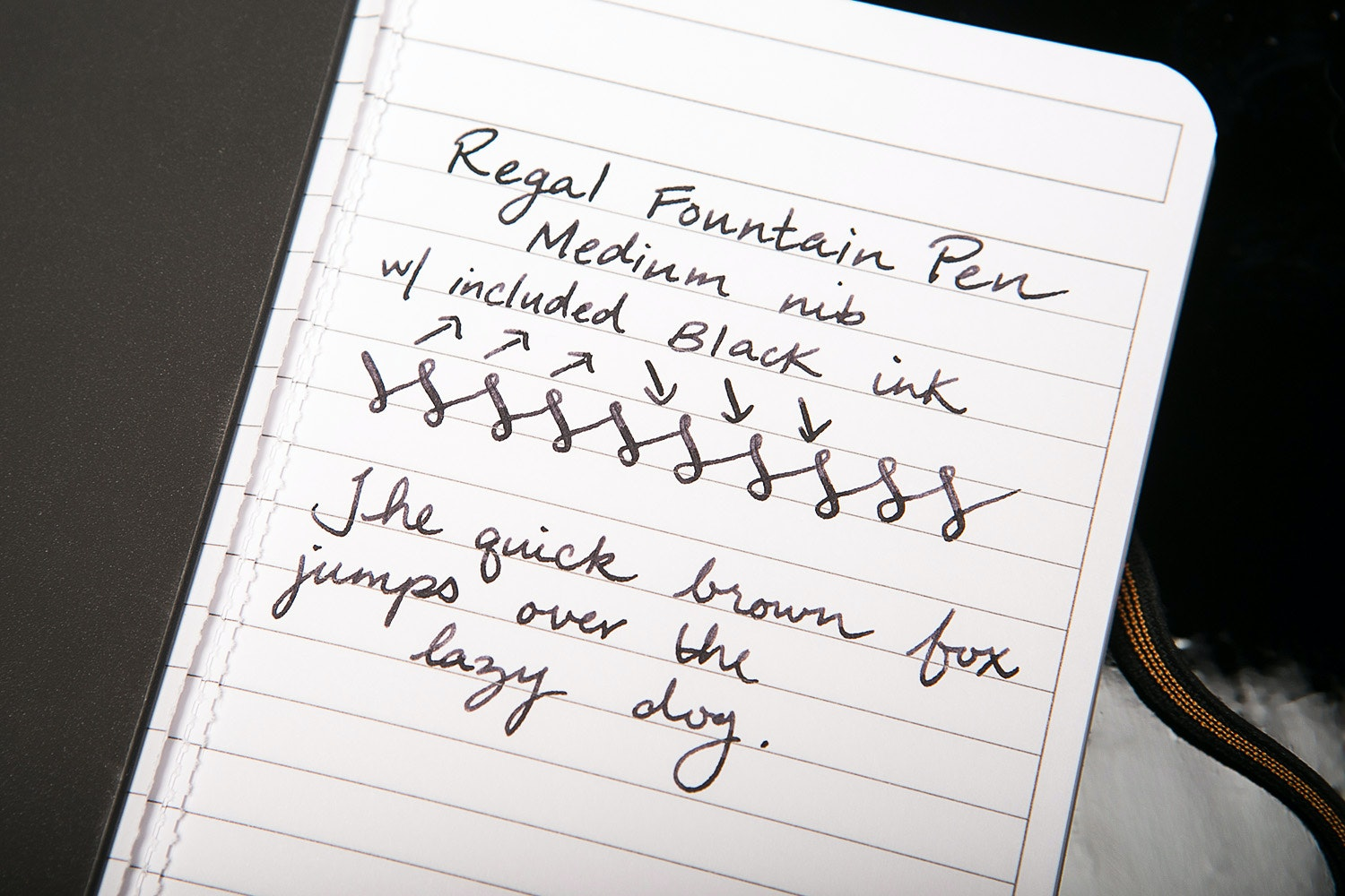 Regal Author Series Fountain Pen