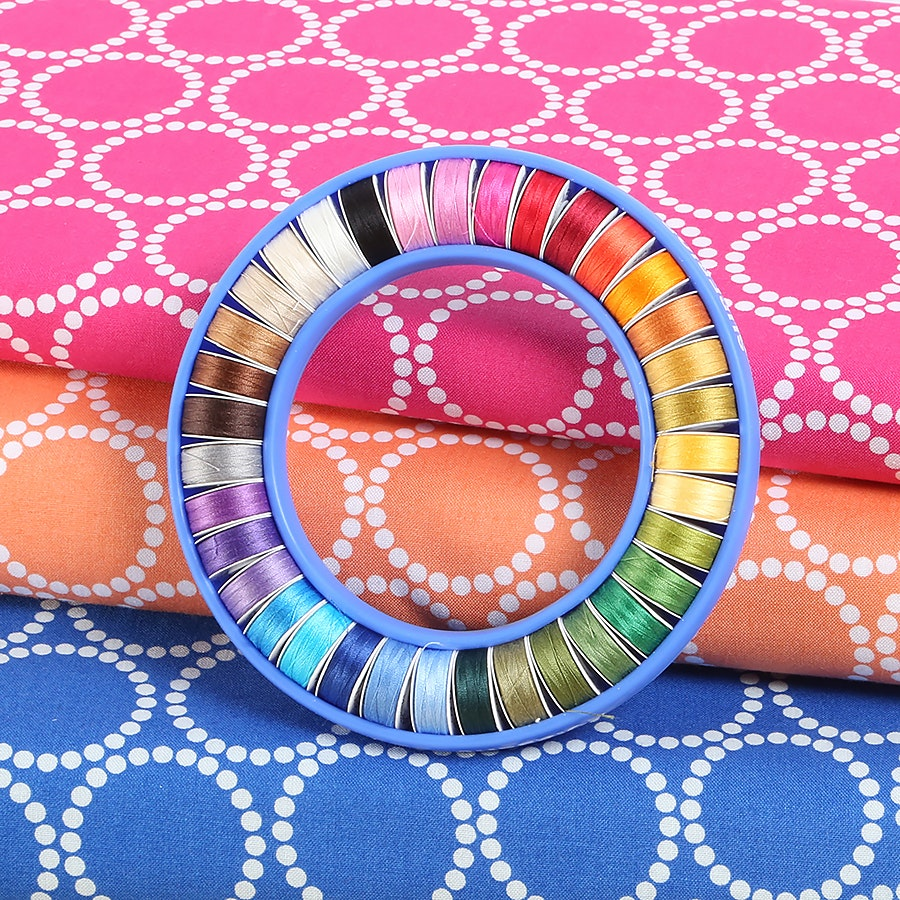 Superior Threads Frosted Donut Bobbin Set