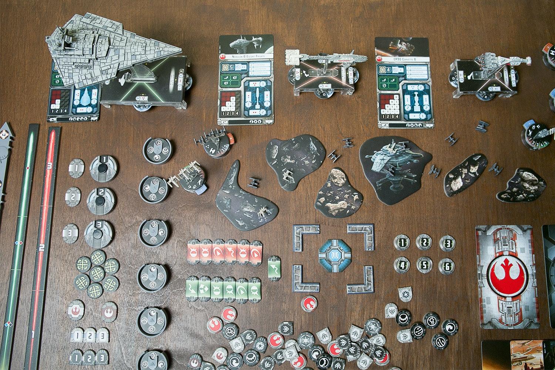 Star Wars Base Game Bundle
