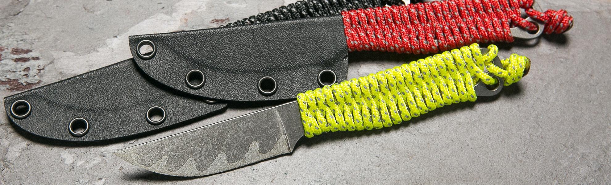 Kestrel Knives Ti Backpacker