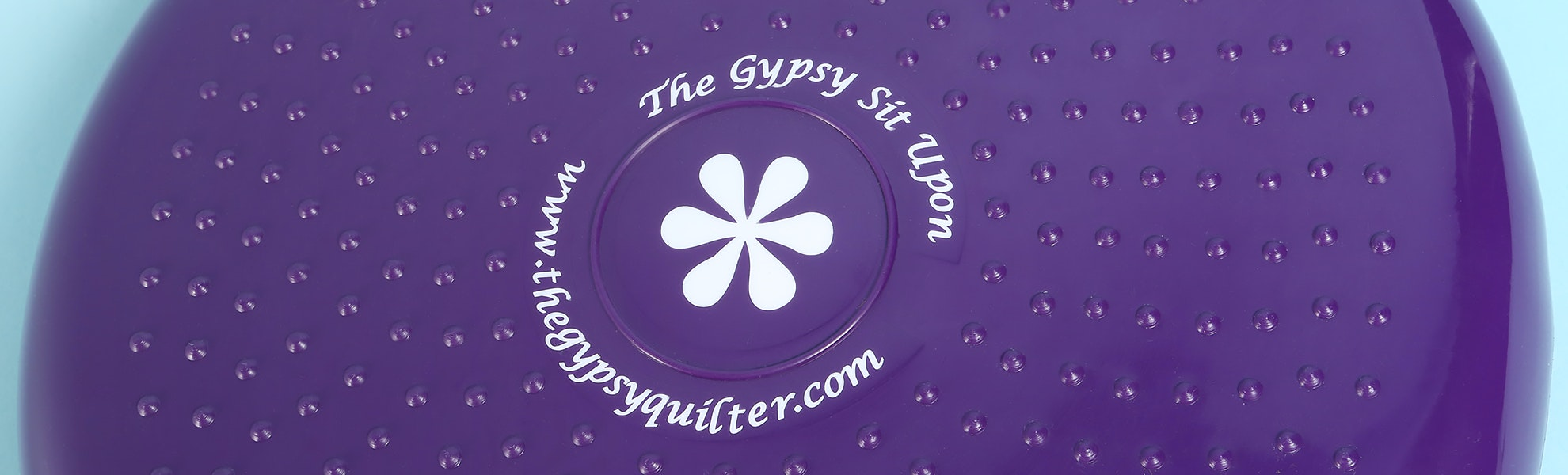 Gypsy Sit Upon Seat Cushion