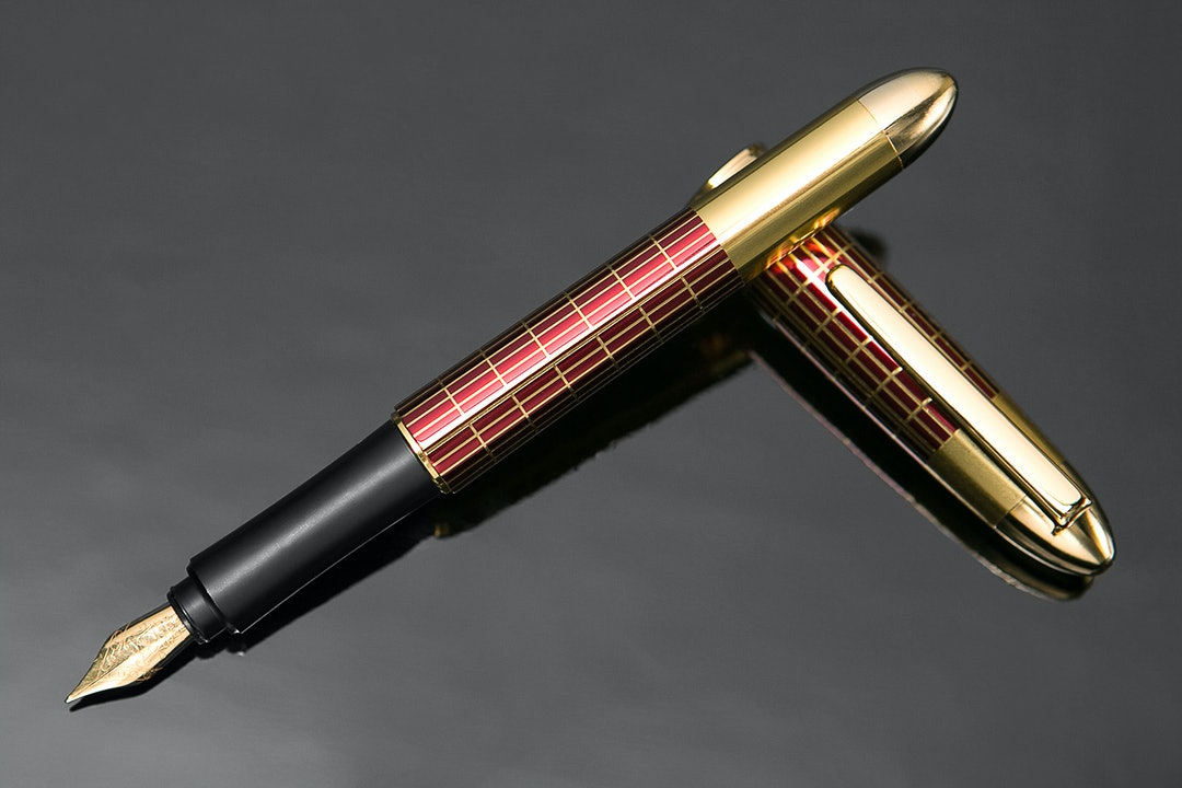 OHTO Majestic Fountain Pen (2-Pack)