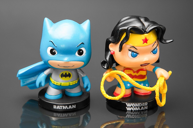 DC Little Mates Figurine Bundle