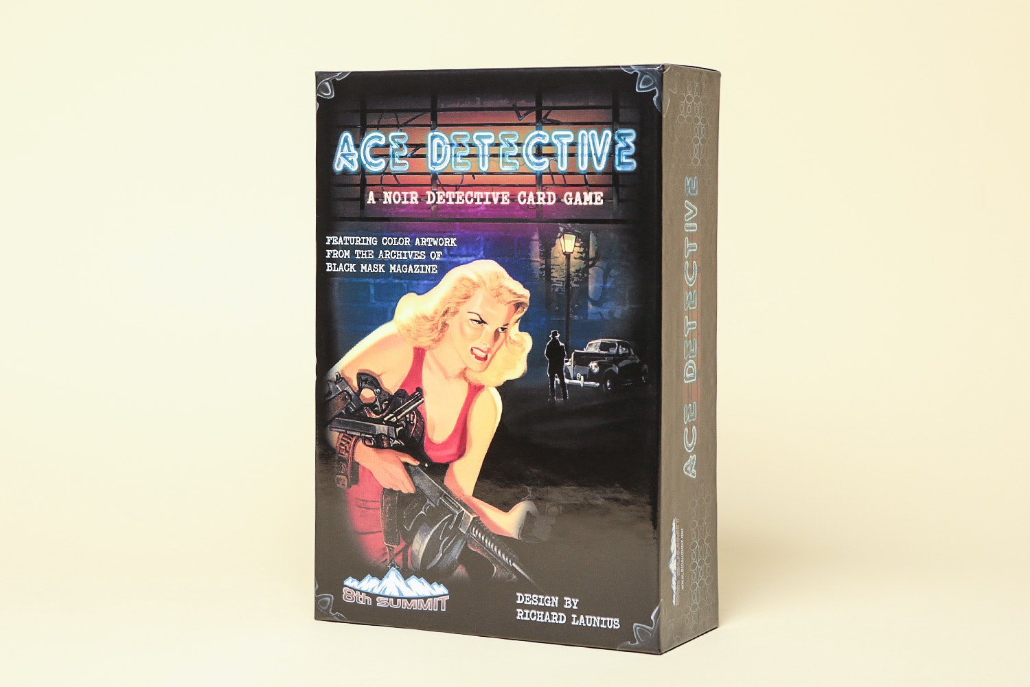Ace Detective Board Game