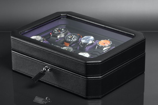 Wolf windsor watch box price reviews massdrop for Watches box
