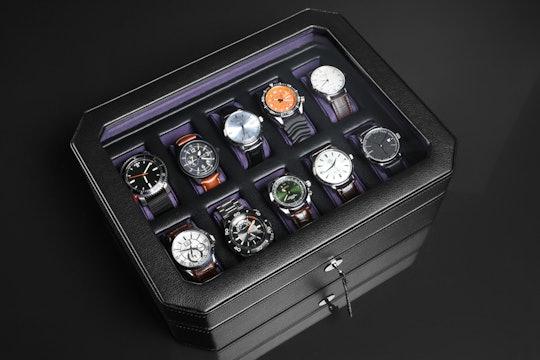 WOLF Windsor Watch Box