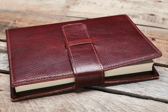 """Manufactus """"Roma"""" Calfskin Journal"""