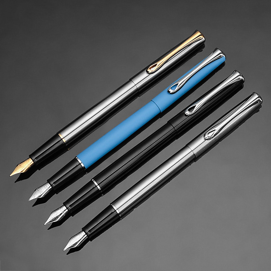 Diplomat Traveller Fountain Pen