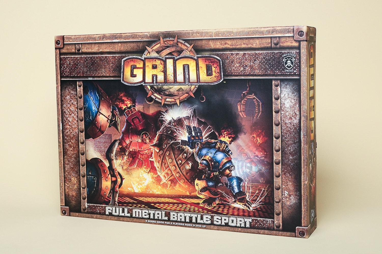 Grind Board Game
