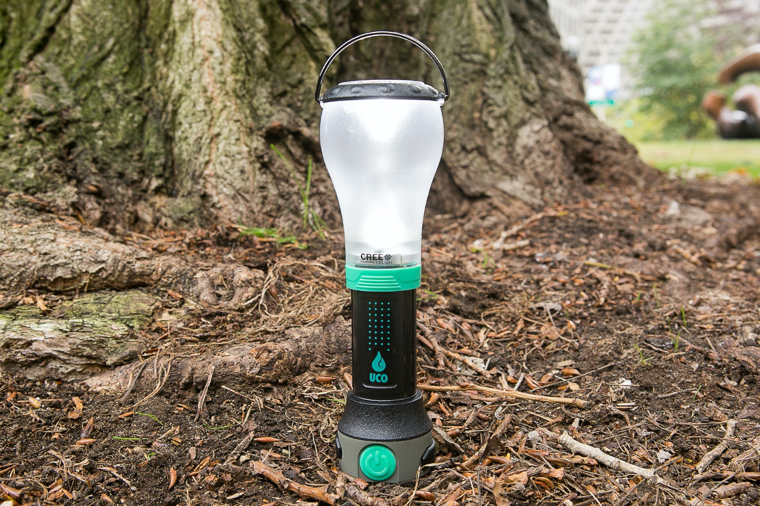 UCO Tetra Combo Lantern, Flashlight & USB Charger