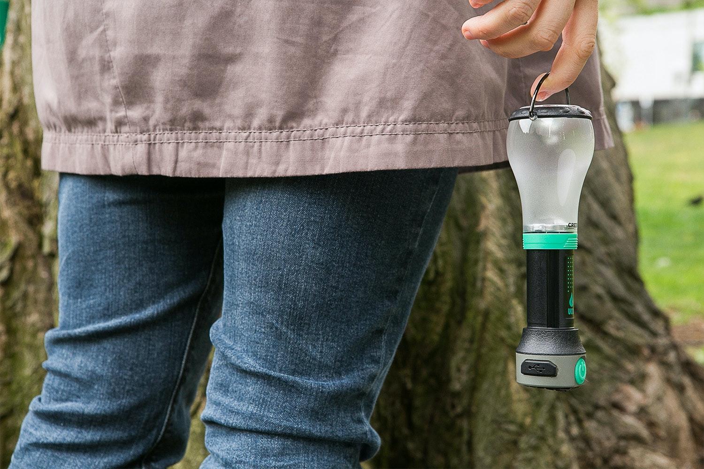 UCO Tetra Combo Lantern, Flashlight & USB Charger