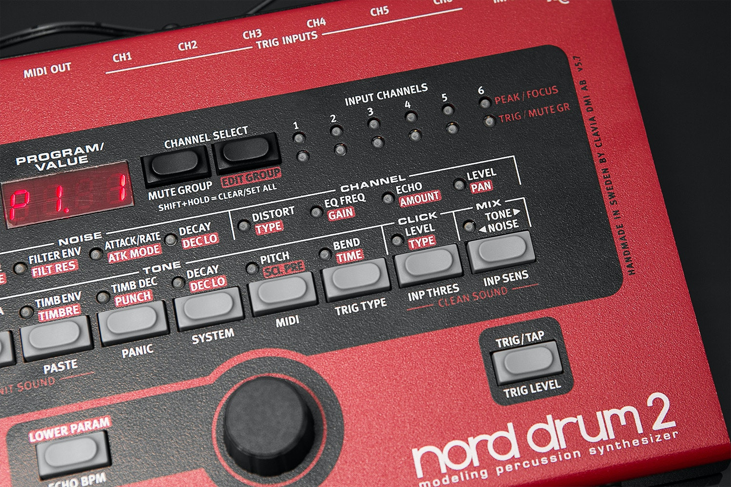Nord Drum 2 Electronic Drum Module