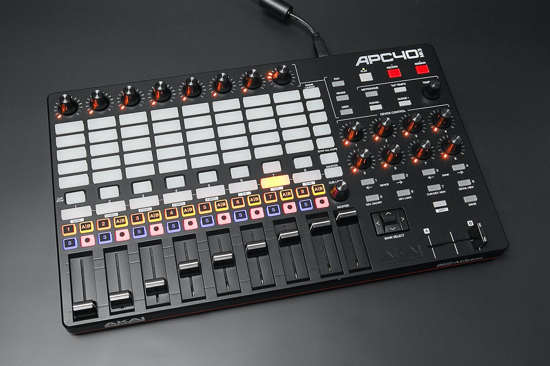 Akai APC40 MKII Controller