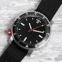 Maratac SR-1 Red Crown Watch
