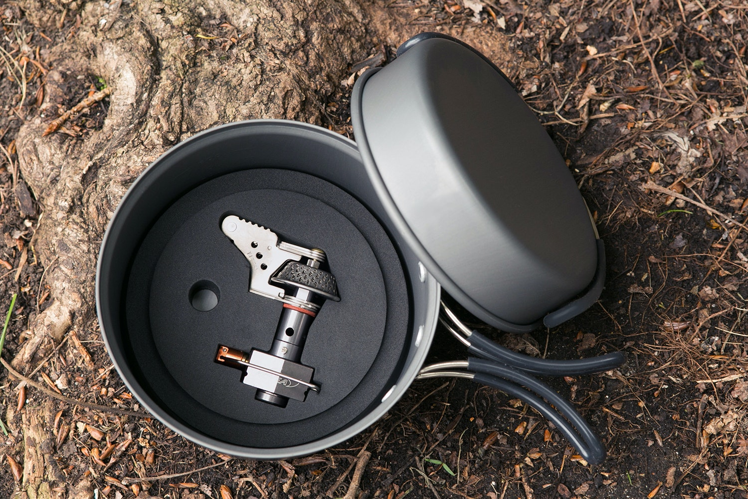 Kovea Solo Lite Pot and Supalite Stove