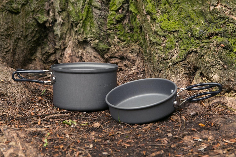 Kovea Solo Lite Pot and Supalite Stove