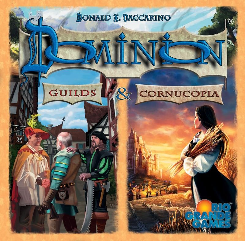 Dominion Card Game (5-Pack)