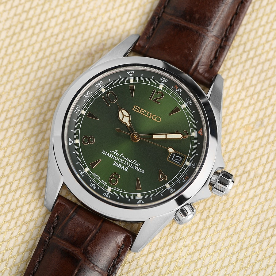 Seiko Alpinist SARB017 Watch